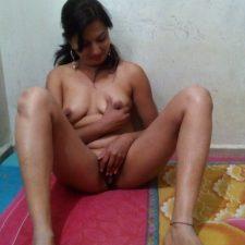 Skinny Indian Punjabi Bhabhi Neelam Kaur Striptease