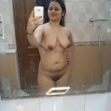 Desi Bhabhi Naked In Bathroom Before Taking Shower