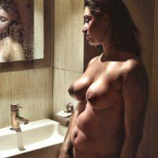 Dark Skin Hot Indian Girl Jaya Full Naked