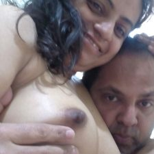 Desi Married Couple Filmed Naked Before Sex
