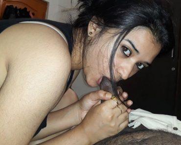 Beautiful Desi Girl Radhika Big Boobs Blowjob