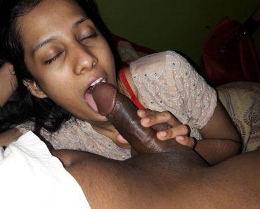 Indian Bhabhi Blowjob